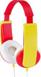 Słuchawki JVC HA-KD5 (JVC HA-KD5-R)