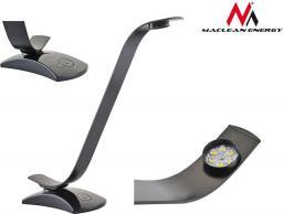 Lampka biurkowa Maclean LED czarna (MCE110)