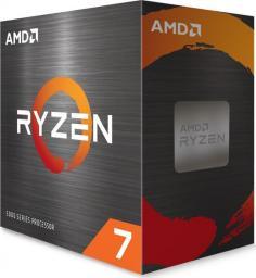 Procesor AMD Ryzen 7 5800X, 3.8GHz, 32 MB, BOX (100-100000063WOF)