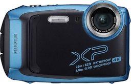 Aparat cyfrowy Fujifilm Aparat XP140 sky blue + pokrowiec