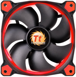 Thermaltake Riing 12 LED Czerwony (CL-F038-PL12RE-A)