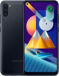 Smartfon Samsung Galaxy M11 32 GB Dual SIM Czarny  (SM-M115FZK)
