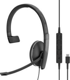 Słuchawki z mikrofonem Sennheiser SC135 USB-C (508355)