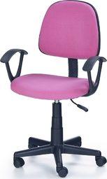 Krzesło biurowe Selsey Osunja Różowy