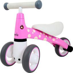 SEVERNO Kids Rowerek biegowy Mini Bike Cat różowy