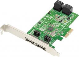 Kontroler Dawicontrol DC-624e SATA PCIe (DC-624e RAID Blister)