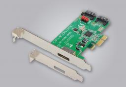 Kontroler Dawicontrol DC-610e SATA PCIe (DC-610e RAID Blister)