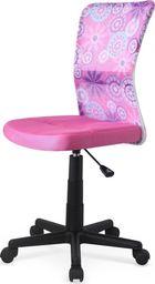 Krzesło biurowe Selsey Milna Różowy