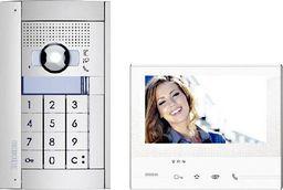 Bticino Zestaw wideodomofonowy Classe 300X13 z WiFi klawiatura numeryczna + Panel SFERA Bticino 365911 uniwersalny