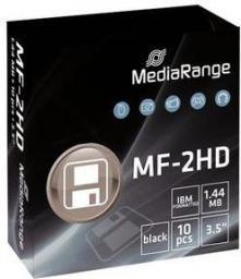 "MediaRange dyskietki 3.5"" 1,44MB, 10 sztuk (MR200)"
