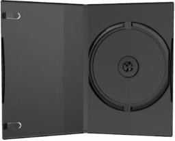 MediaRange Pudełko na płyte, 50 sztuk, czarny (BOX11)