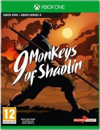 Gra XOne 9 Monkeys of Shaolin Xbox One