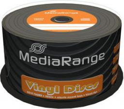 MediaRange CD-R, 52x, 700MB, 50 sztuk (MR225)