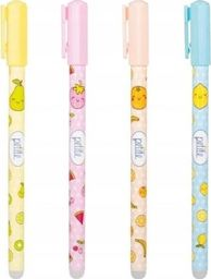 Petite Długopis wymazywalny Petite Fruit 3szt