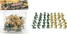Askato Zestaw żołnierzyków plastikowych 48szt. (111704)