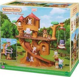 Figurka Epoch SYLVANIAN Wyjątkowy domek na drzewie (05450)