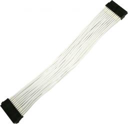 Nanoxia 24-Pin ATX-przedłużacz 30cm, biały (900400024)