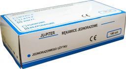 JU-PITER PROMO Rękawice jednorazowe, vinylowe, bezpudrowe M 100szt