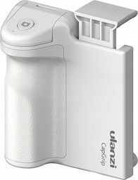 Ulanzi Uchwyt Adapter Grip Do Smartfona + Pilot Bluetooth Biały