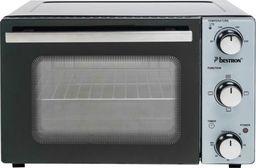 Mini piekarnik Bestron Bestron AOV20 grill-oven, mini-oven(silver / black)