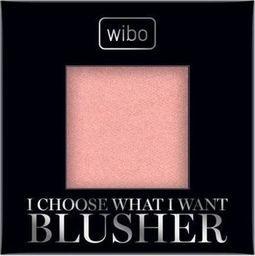 Wibo Wibo Róż do policzków HD ROUGE - 4 Coral Dust uniwersalny