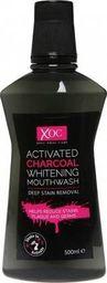 XOC XOC Płyn do płukania ust z aktywnym węglem 500 ml uniwersalny