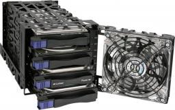 Kieszeń Icy Dock Black Vortex 3.5 4w3 HDD Klatka chłodząca Hot-Swap (MB074SP-1B)