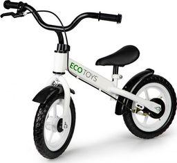Ecotoys Rowerek biegowy z hamulcem Ecotoys