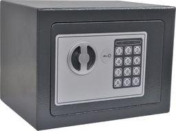 vidaXL Elektroniczny sejf cyfrowy, 23 x 17 x 17 cm