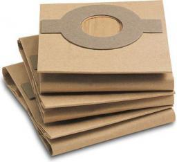 Worek do odkurzacza Karcher Papierowe torebki filtracyjne, 3 sztuki (6.904-128.0)