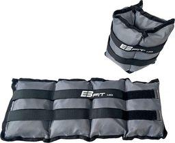 Eb Fit Obciażenie na przeguby EB FIT 2x3kg szare 1015026