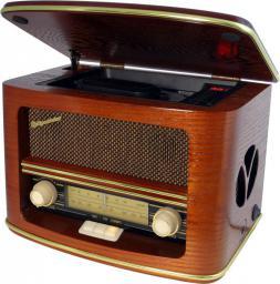 Radioodtwarzacz Roadstar Retro HRA-1500/N (HRA-1500/N)
