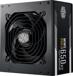 Zasilacz Cooler Master MWE Gold V2 650W (MPE-6501-AFAAG-EU)