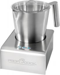 Spieniacz do mleka ProfiCook Stalowy (PC-MS 1032)