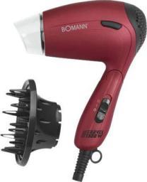 Suszarka do włosów Bomann HTD 8005 Czerwona