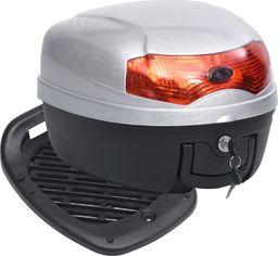 vidaXL Kufer motocyklowy na jeden kask, 28 L