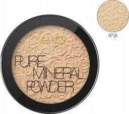 REVERS Revers puder prasowany mineral pure powder 01