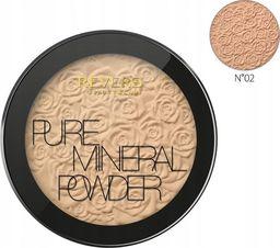 REVERS Revers puder prasowany mineral pure powder 02