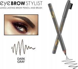REVERS Revers kredka do brwi eye brow stylist dark gray