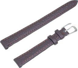 JVD Skórzany pasek do zegarka 12 mm JVD R22902-12 uniwersalny