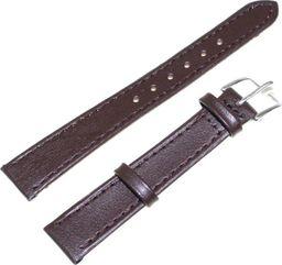 JVD Skórzany pasek do zegarka 14 mm JVD R18202-14 uniwersalny