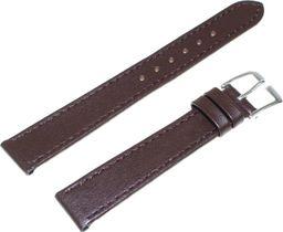 JVD Skórzany pasek do zegarka 16 mm JVD R18202-16 uniwersalny