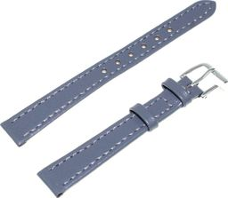 JVD Skórzany pasek do zegarka 12 mm JVD R18214-12 uniwersalny