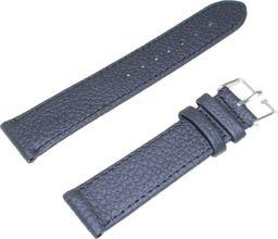 JVD Skórzany pasek do zegarka 20 mm JVD R22701-20 uniwersalny