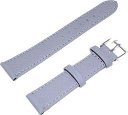 JVD Skórzany pasek do zegarka 18 mm JVD R22714-18 uniwersalny