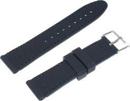 JVD Silikonowy pasek do zegarka 22 mm JVD R23401-22 uniwersalny