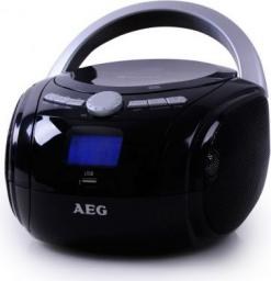 Radioodtwarzacz AEG SR 4348 Czarny