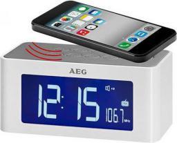 Radiobudzik AEG MRC 4140 Biały