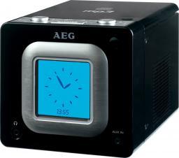 Radiobudzik AEG SRC 4325 Czarny
