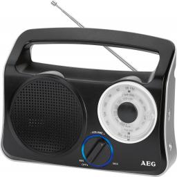 Radio AEG TR 4131 czarne